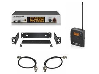 Sennheiser ew 300 Grundset SK 300-G G3 mit Taschensender G-Band: 566 bis 608 Mhz