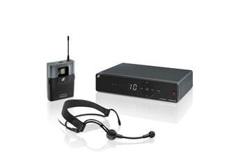 Sennheiser XSw1-ME3-E Presenter Set Headset E-Band: 821 - 865 Mhz