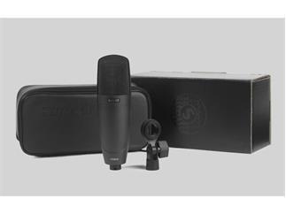 "Shure KSM 32 / CG antrazit Kondensatormikrofon mit 3/4"" Membran"