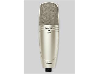 Shure KSM 44 A / SL Großmembran Studio Mikrofon