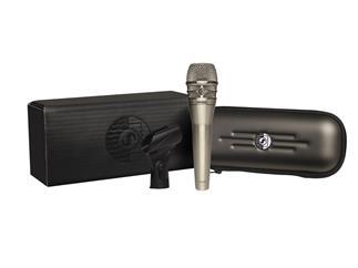 Shure KSM8 dynamisches Live Mikrofon silber