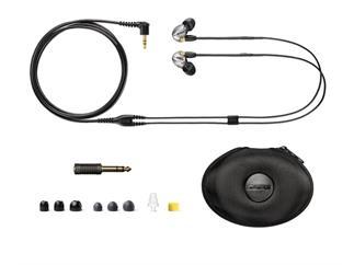 Shure SE425-V Sound Isolation Ohrhörer silber