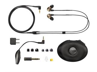 Shure SE535V Sound Isolation Ohrhörer bronze
