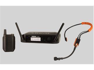 SHURE GLXD14E / SM31 Taschensender mit SM31 Headset digital 2,4 Ghz