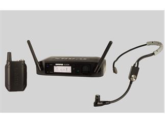SHURE GLXD14E / SM35 Taschensender mit SM35 Headset digital 2,4 Ghz
