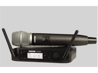 SHURE GLXD24E / SM86 SM86 Handsender digital 2,4 Ghz