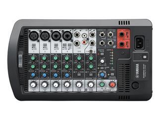 Yamaha STAGEPAS 400BT Portables 400-Watt-PA-System mit 8-Kanal-Mixer und Bluetooth
