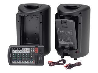 Yamaha STAGEPAS 600BT Portables 400-Watt-PA-System mit 8-Kanal-Mixer und Bluetooth