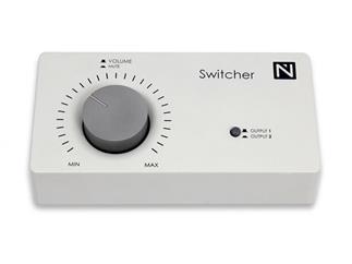 Nowsonic Switcher passiver Volumen Regler