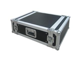Flightcase 4 HE Doubledoor 9mm