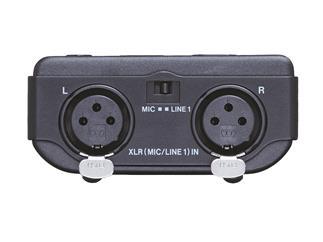 Tascam DR-100MK3 Tragbarer Linear-PCM-Stereorecorder