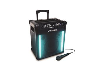 Alesis TransActive Wireless 2  Mobile PA-Anlage mit Bluetooth und Lightshow