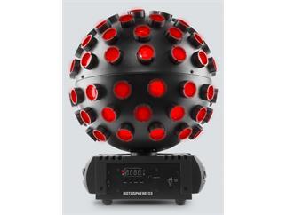 ChauvetDJ Rotosphere Q3, LED Spiegelkugeleffekt mit DMX
