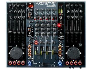Allen & Heath XONE:4D, Digital DJ Mixer/Controller inkl. USB und Midi