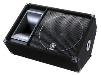 "Yamaha XM 15 V, 500W / 1000W Peak, Floormonitor, 1x15"", 8Ohm"