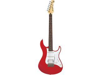 Yamaha Pacifica 112J Red Metallic  E-Gitarre, Ausstellungsware
