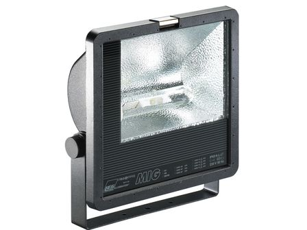 MIG-AS 250 W, E-40, asymmetrisch,Gehäuse Aludruckguss