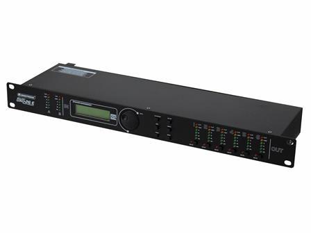 OMNITRONIC DXO-26E digit. Frequenzweiche