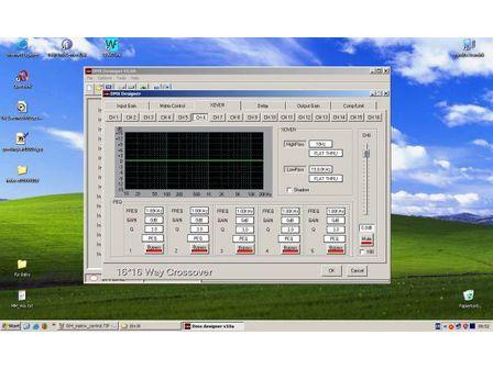 OMNITRONIC DXM-1616 Matrix