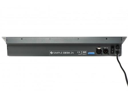 Ehrgeiz Controller DMX SimpleDesk 24