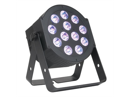 ADJ 12P HEX, 12x12-Watt RGBAW+UV