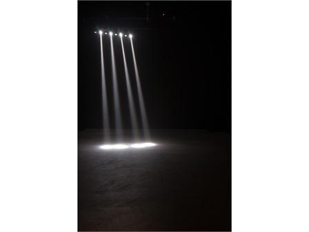 American DJ Sweeper Beam LED,  8x3Watt weiß, CREE LED