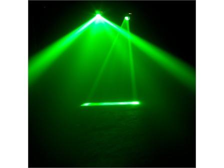 ADJ Ricochet, 20W LED-Laser-Simulator