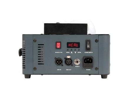 American DJ Fog Fury Jett 650W Nebelmaschine mit 12x3W LED