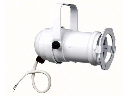 Showtec Par 16 Can White. Incl Filterrahmen