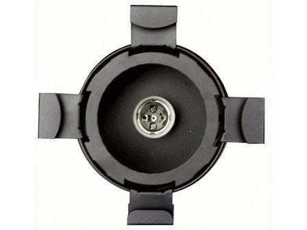 Parcan 46 for CDM 70 lamp black