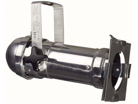 Showtec Par 36 Can Long Polished. Incl Filterrahmen