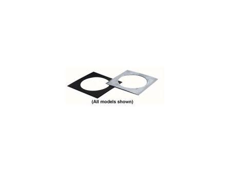 Filterrahmen für Par 36 kurz oder lang Schwarz