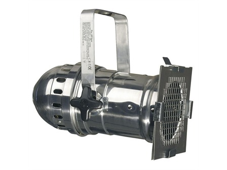Showtec Par 46 Can Polished incl E27 Sockel