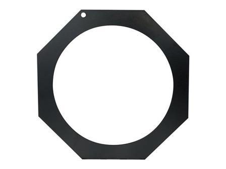 Filterrahmen für Par 64 schwarz