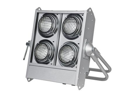 Stage Blinder 4 Polish Dmx Bulb 120V 250W Dwe /100W (4x) (bulbs included)