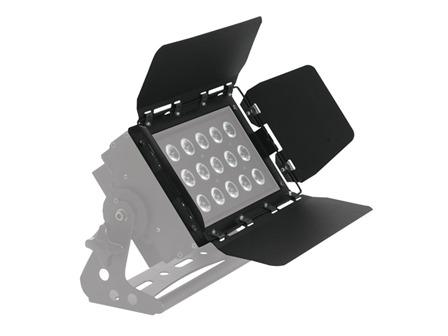 Eurolite Flügelbegrenzer für LED CLS-18x8W 4in1 - schwarz