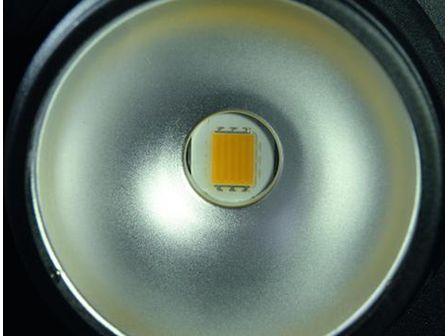 EUROLITE Audience Blinder 2x50W LED COB 3200K