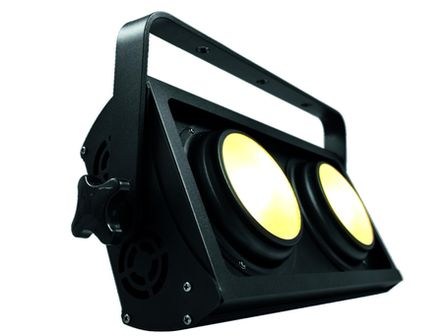 EUROLITE Audience Blinder 2x100W LED COB 3200K