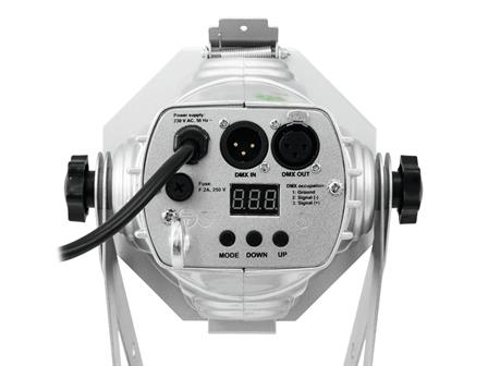 EUROLITE LED ML-30 COB RGB 30W silber