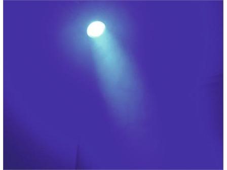 EUROLITE LED PAR-30 COB RGB 30W schwarz