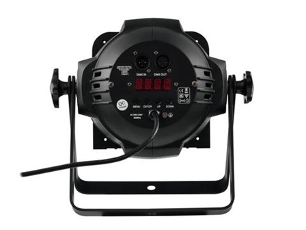 EUROLITE LED ML-56 COB RGBW 3x30W NSP Floor schwarz