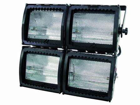 Pro-Flood 4000AC asym, R-7-s,+Filterrahme
