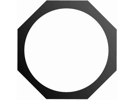 Eurolite Filterrahmen PAR-64 Profi, 8-eckig, schwarz