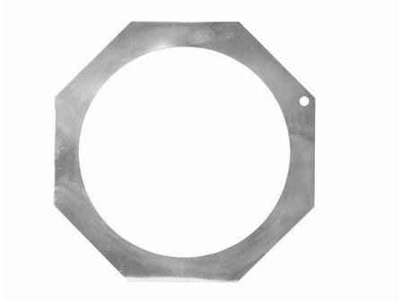 Eurolite Filterrahmen PAR-64 Profi, 8-eckig, alu