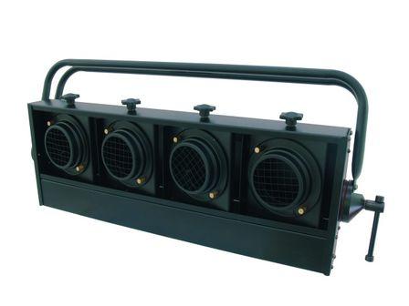 Audience Blinder 4xPAR-36, sw horizontal