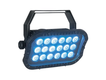 Showtec Cameleon Spot RGB, 18x3in1 LEDs, In- & Outdoor