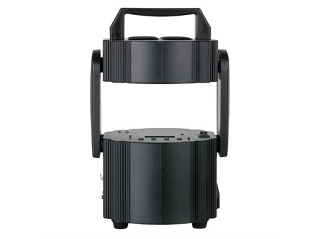 Showtec Eventlite 6/3  6x3W TCL LED mit Akku und Wireless DMX