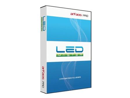Arkaos LED Master - Kling-Net Software
