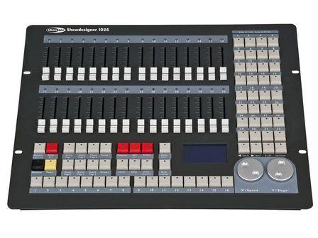 Showtec Showdesigner 1024 Moving Light Controller