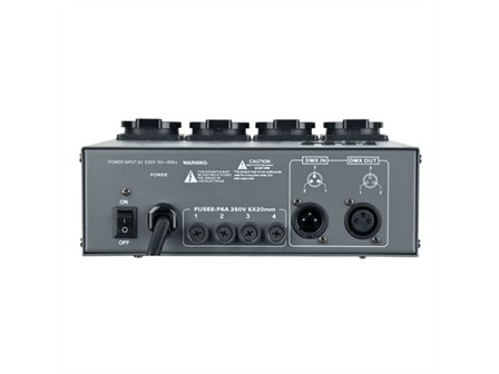 SHOWTEC RP-405 MKII Relay Switch pack